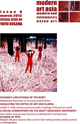 Modern Art Asia Issue 9: Yayoi Kusama (English Edition)