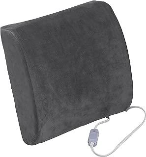 heated lumbar pillows