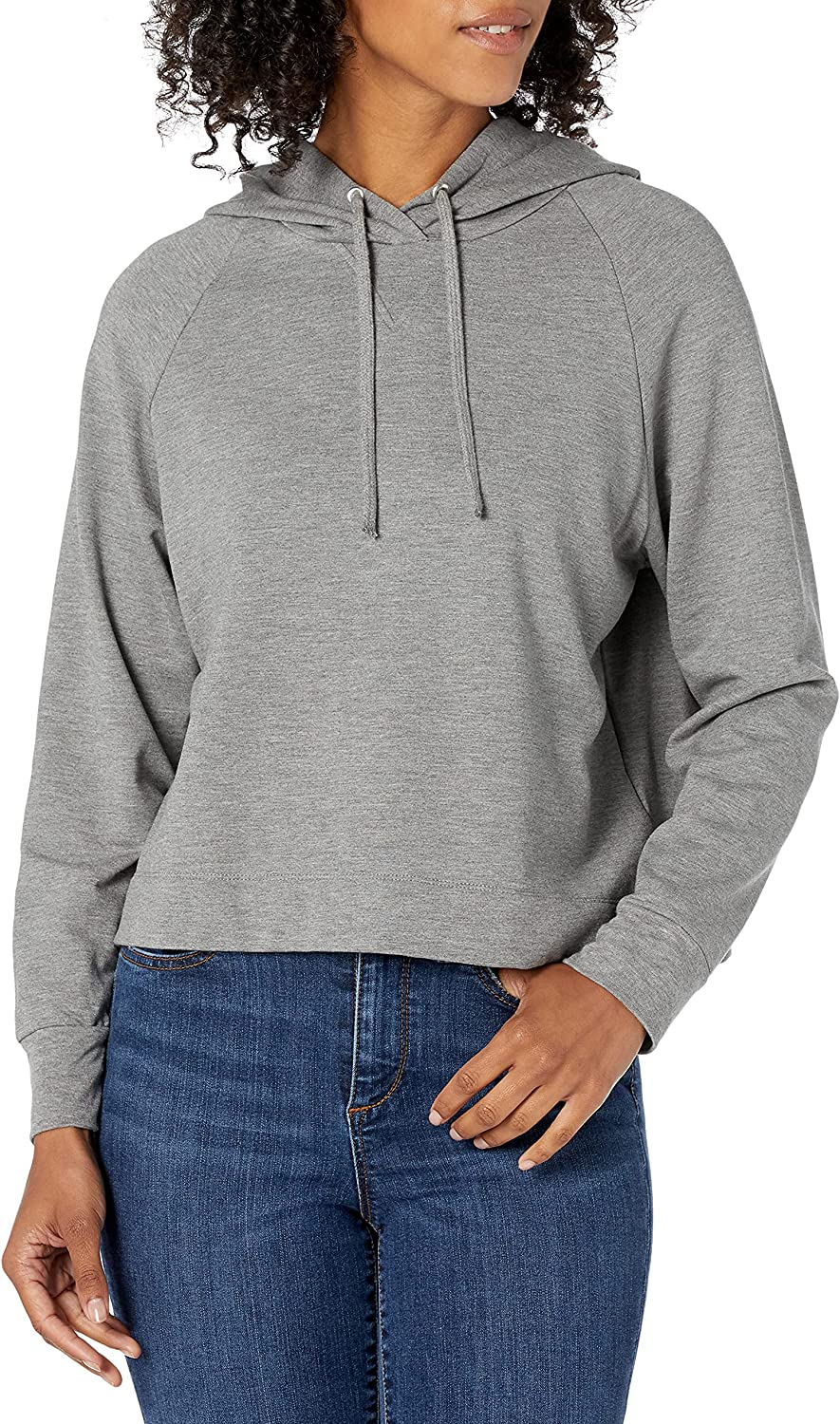 Majestic Filatures Women's French Terry Hoodie