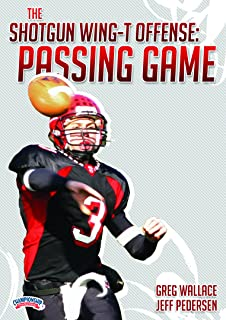 Greg Wallace: The Shotgun Wing-T Offense: Passing Game (DVD)