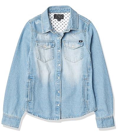 Lucky Brand Long Sleeve Denim Shirt