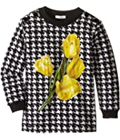Dolce & Gabbana Kids - City Houndstooth Sweater (Toddler/Little Kids)