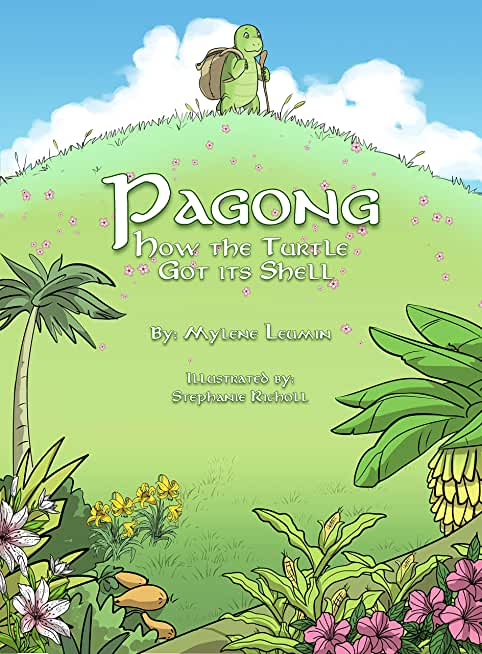 Pagong: How The Turtle Got Its Shell (Tales of POTOS Book 3) (English Edition)