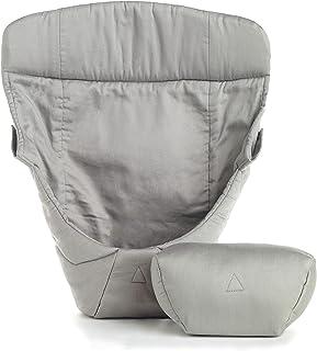Ergobaby Easy Snug Original - Cojín para bebé, color gris