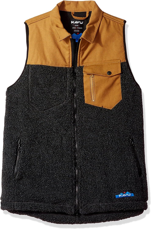 KAVU Men's Open Range Sweater