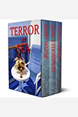 Terror at Sea: Three mysteries aboard a cruise ship Kindle Edition