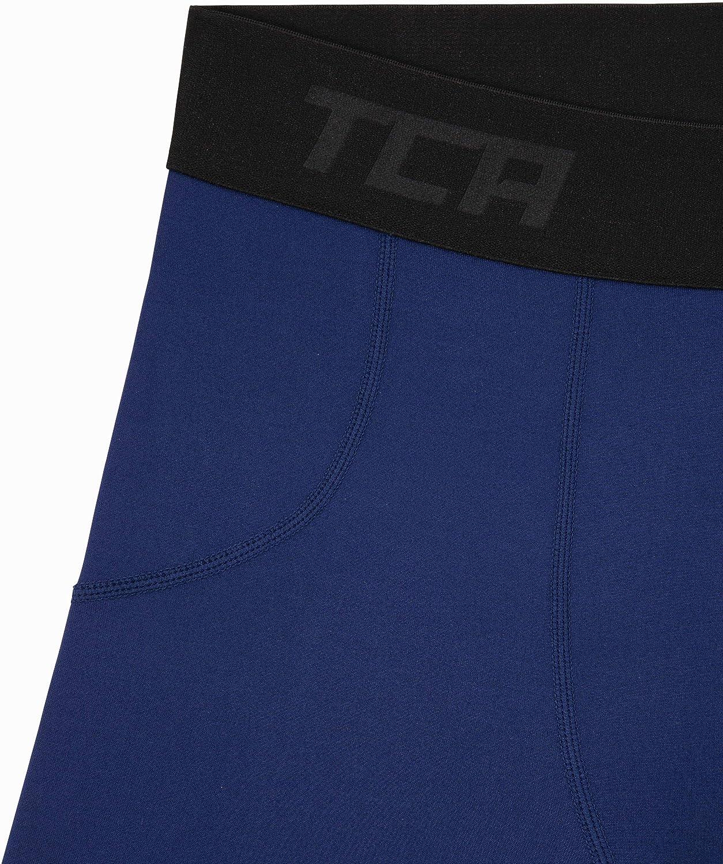 TCA Mens SuperThermal Compression Base Layer Thermal Under Shorts