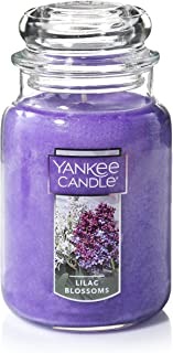 Yankee Candle Large Jar Candle, Lilac Blossoms