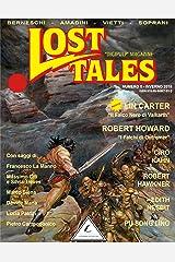 "Lost Tales n°0 - Inverno 2018: ""digipulp"" magazine Formato Kindle"