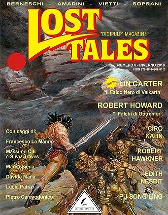Lost Tales n°0 - Inverno 2018: digipulp magazine