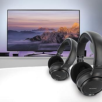 Philips SHC5112 Duo Casques TV Hifi Sans fil