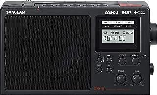 Sangean DPR-45 Portable Digital Radio with AUST SANGEAN Warranty