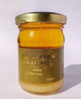 Himalayan Heritage Acacia Raw Honey 125 gm