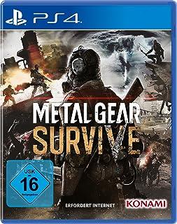Konami Metal Gear: Survive PS4 USK: 16