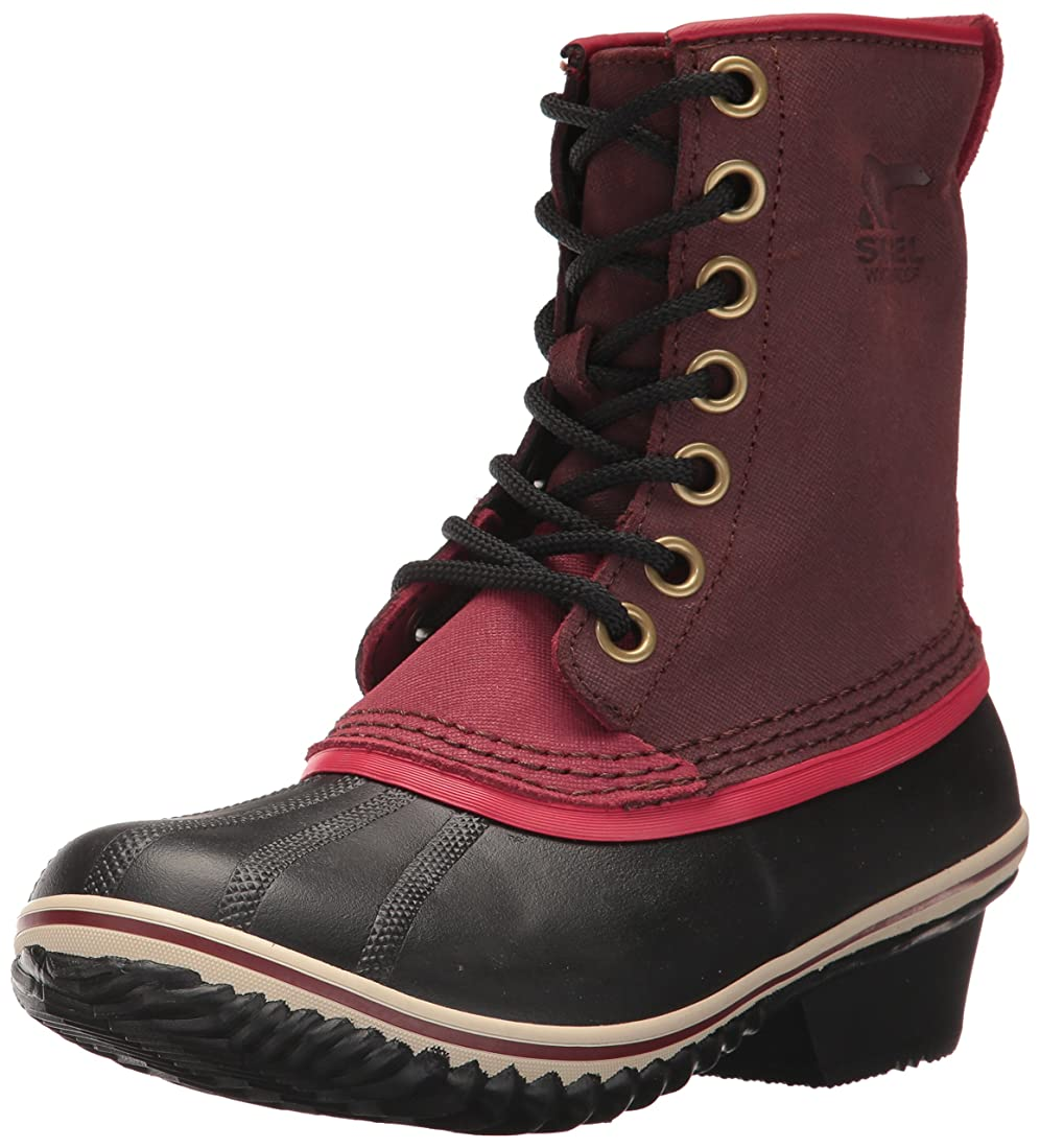 石の独創的是正[Sorel] Women's Slimpack 1964 Mid Calf Boot [並行輸入品]