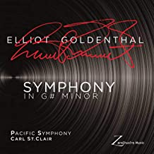 Goldenthal: Symphony in G-Sharp Minor
