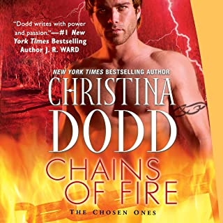Chains of Fire: The Chosen Ones, Book 4