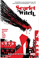 Scarlet Witch Vol. 2: World of Witchcraft (Scarlet Witch (2015-2017)) Kindle Edition