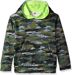 Boys' Big Tech Fleece Pullover Raglan Hoodie