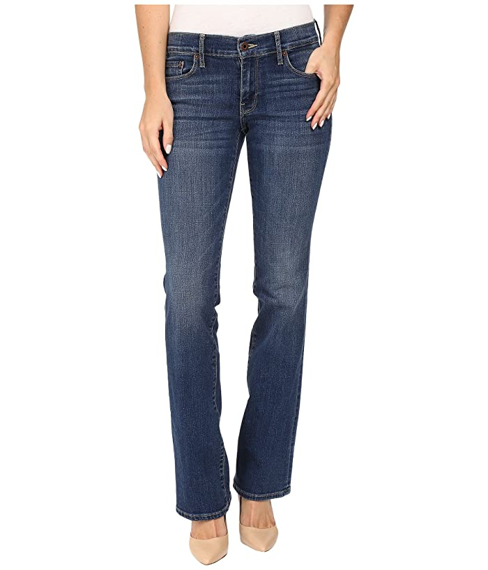 Lucky Brand  Sweet Boot in Ocean Road (Ocean Road) Womens Jeans