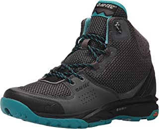 Hi-Tec Womens V-lite Wild-Life Mid I Water Resistant Hiking Boot