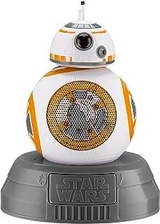 Fizz N Surprise Ihome Kiddesigns Bluetooth Speaker Star Wars Bb8