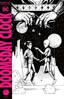 Doomsday Clock #8 / 2nd Printing Variant (DC, 2019) NM
