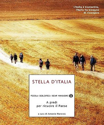 Stella dItalia: A piedi per ricucire lItalia (Piccola biblioteca oscar Vol. 708)