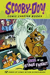 Curse of the Stage Fright (Scooby-Doo Comic Chapter Books) Kindle Edition