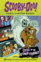 Curse of the Stage Fright (Scooby-Doo Comic Chapter Books)