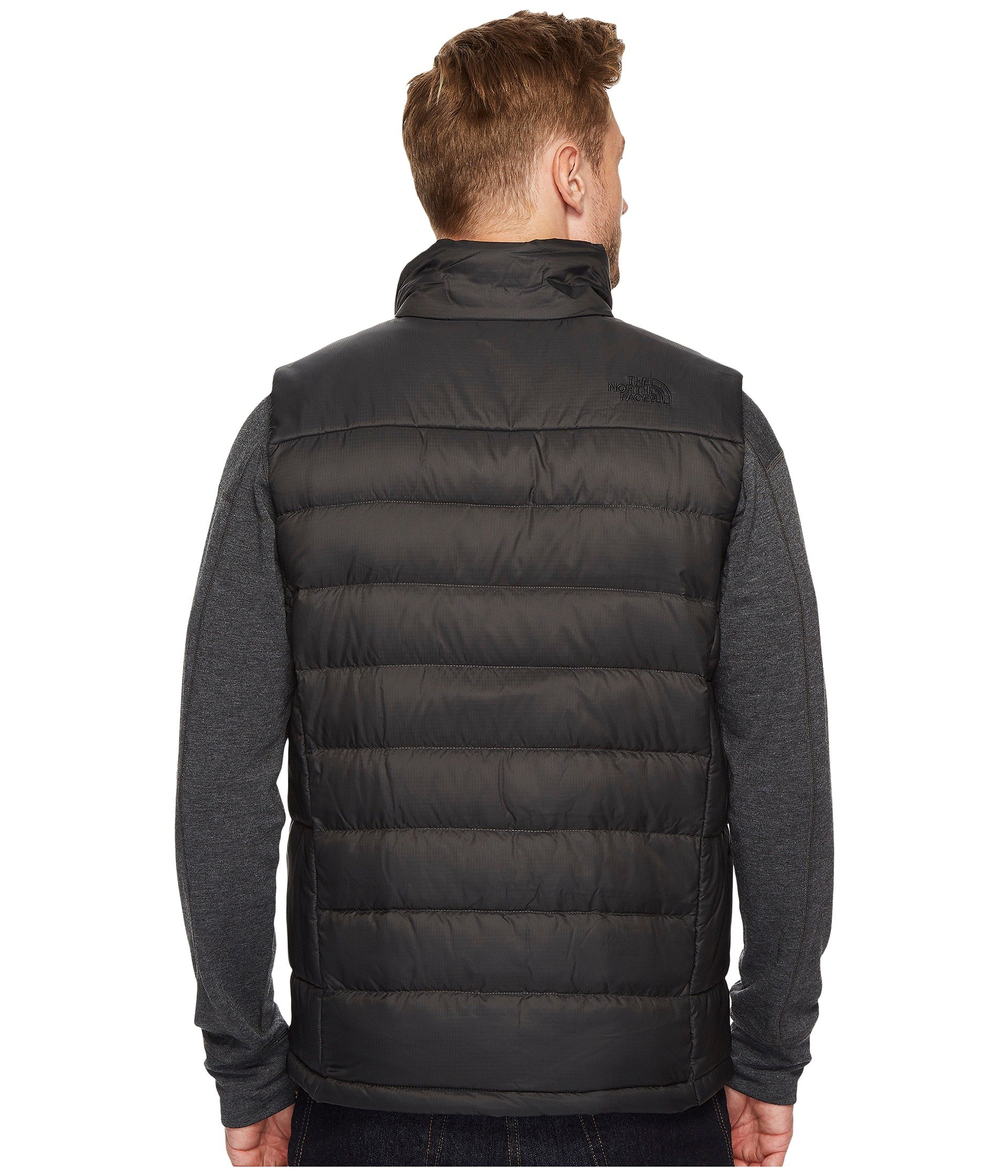 Vest Asphalt North Aconcagua The Face Grey wtSzxqzF