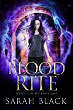 Blood Rite (Witch's Reign Book 1)