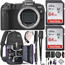 $1299 Get Canon EOS RP Mirrorless Digital Camera Body w/Advanced Photo and Travel Bundle
