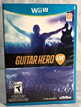 Guitar Hero: Live for Wii U (Game ONLY) [video game]