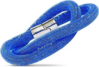 Stardust Capri Blue Ladies Double Bracelet 5186426