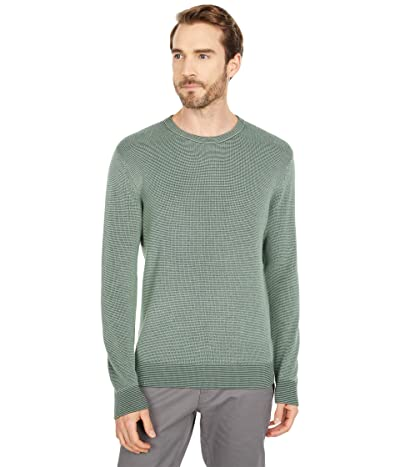 Southern Tide Bailer Crew Neck Sweater (Deep Forest) Men