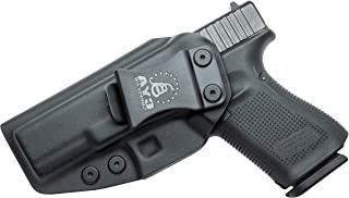 CYA Supply Co. IWB Left Handed Holsters Only- Veteran Owned Company - Made in USA - Inside Waistband Concealed Carry Holster (Left Handed Holsters)…