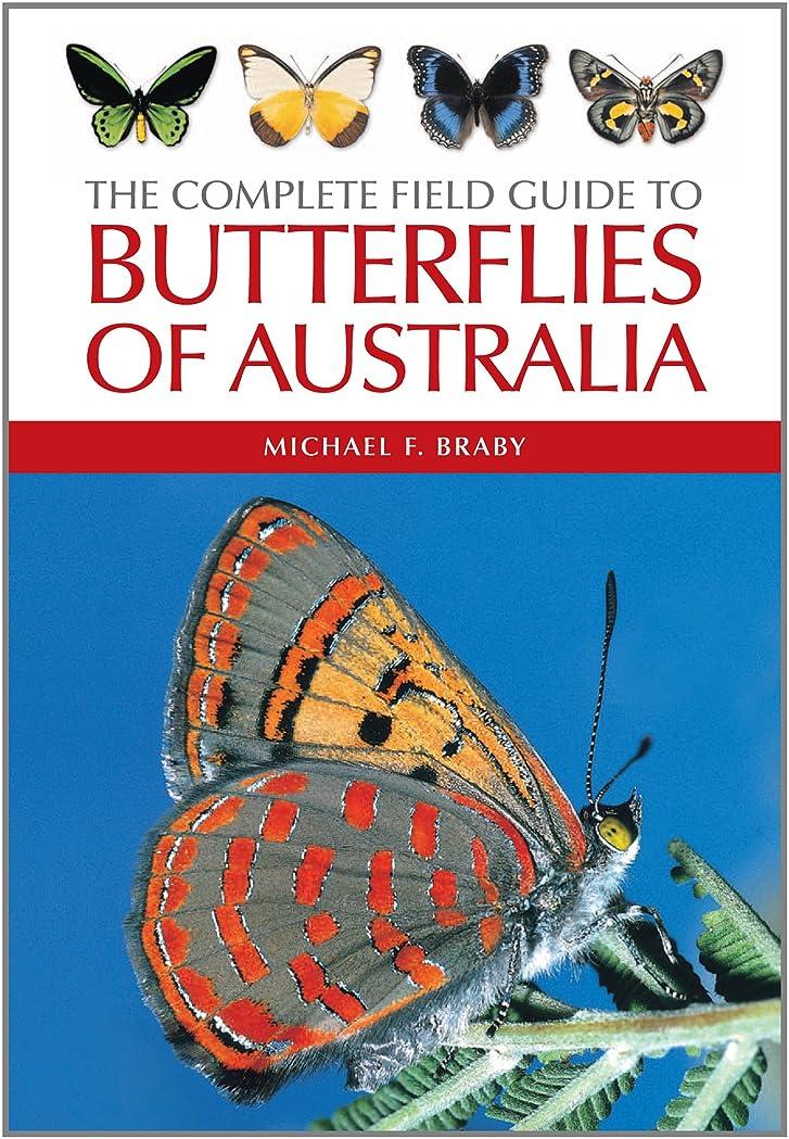 剥離予見するウルルThe Complete Field Guide to Butterflies of Australia (English Edition)