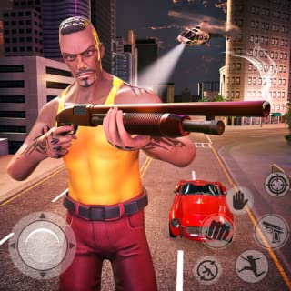 Real Gangster Vegas Crime Simulator Games 2019