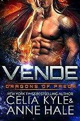 Vende (Scifi Alien Dragon Romance) (Dragons of Preor Book 11) Kindle Edition