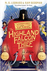 The Highland Falcon Thief (Adventures on Trains Book 1) Kindle Edition