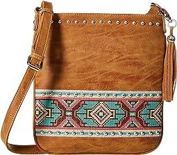 M&F Western Shania Messenger Bag