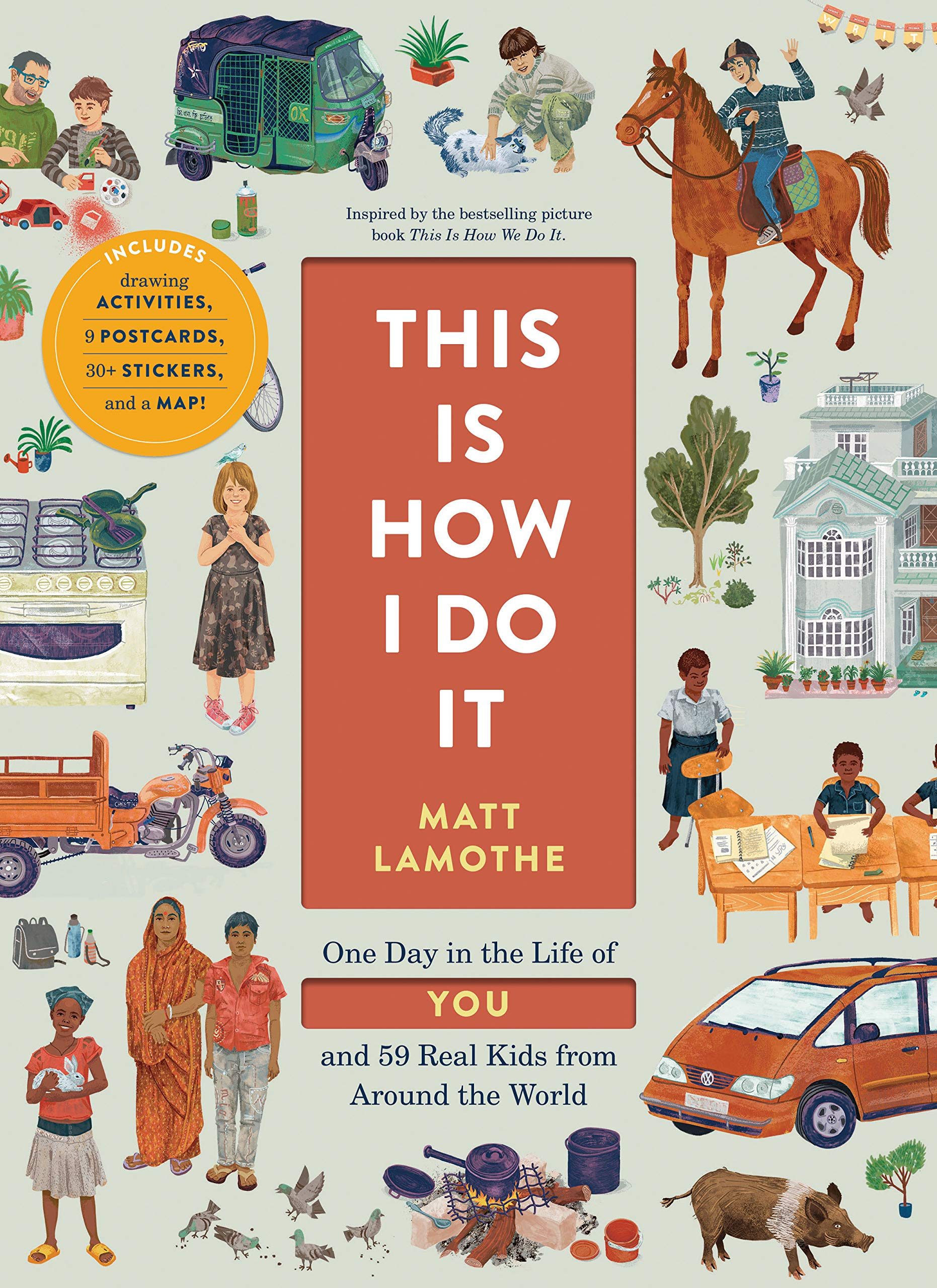 Image OfThis Is How I Do It: One Day In The Life Of You And 59 Real Kids From Around The World
