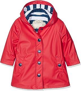 Hatley Little Girls' Splash Jacket