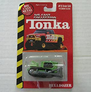 Tonka Die Cast Collection Bulldozer #23 of 50