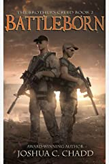 Battleborn (The Brother's Creed Book 2) Kindle Edition