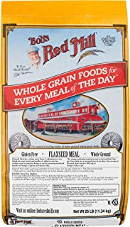 Bob's Red Mill Brown Flaxseed Meal, 25 Pound