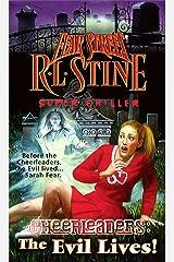 The Evil Lives! (Fear Street Cheerleaders Book 5) Kindle Edition