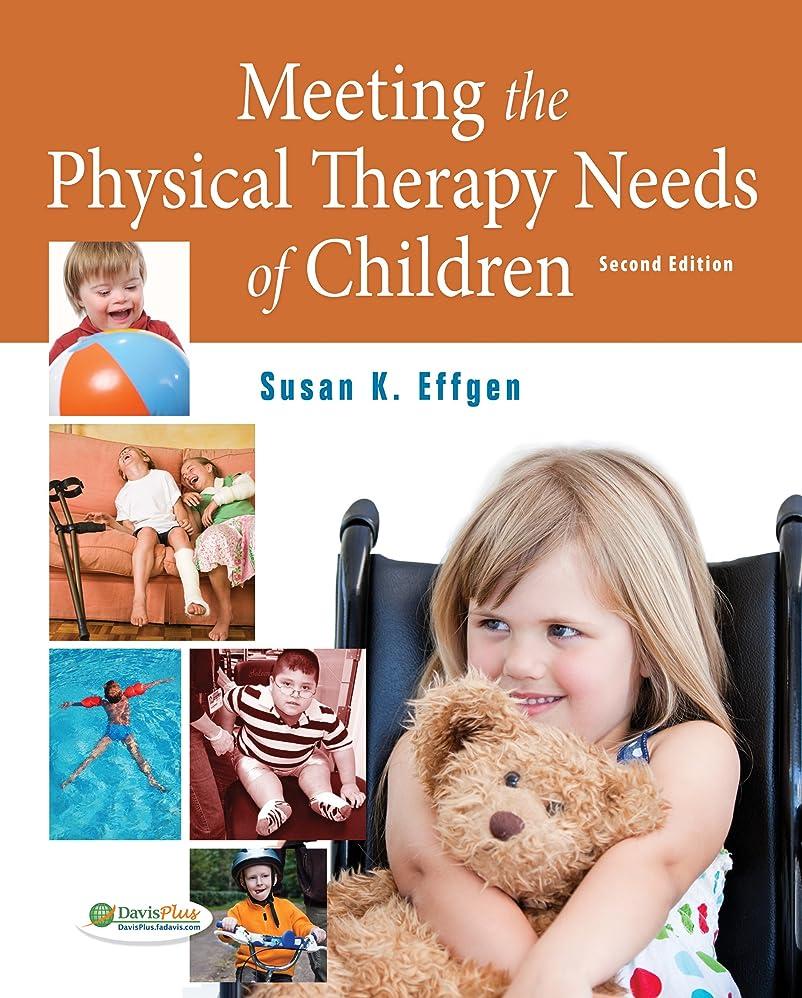 ことわざ影のある安心させるMeeting the Physical Therapy Needs of Children (English Edition)