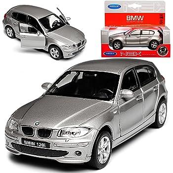 BMW 1er F20 Weiss 5 Türer Ab 2010 1//43 Jadi Paragon Modell Auto mit oder ohne in